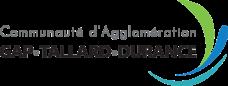 Logo communauté d'agglomération Gap Tallard Durance
