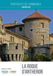 Publications - Portrait de communes - LA ROQUE D'ANTHERON - Aupa