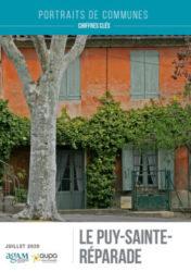Publications - Portrait de communes - LE PUY-SAINTE-RÉPARADE - Aupa