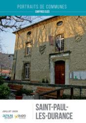 SAINT-PAUL-LES-DURANCE - Publications - Portrait de communes -SAINT-PAUL-LES-DURANCE - Aupa