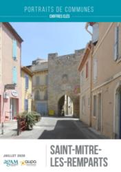 Portraits de communes - Saint-Mitre-les-Remparts - Aupa