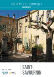 Portraits de communes - Saint-Savournin - Aupa