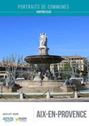 Publications - Portrait de communes - Aix-en-Provence - Aupa