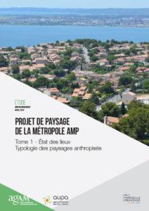 Typologie des paysages Aix Marseille Provence métropole