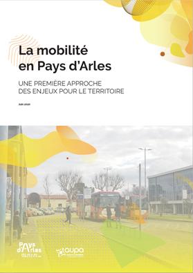 PETR Pays d'Arles - Couverture de la note de synthèse