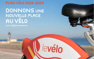 Plan vélo 2019-2024