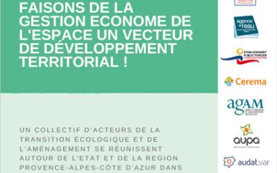 Gestion économe de l'espace et développement territorial