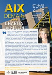 L'ATTRACTIVITE D'AIX-EN-PROVENCE ET DU PAYS D'AIX / « AIX DEMAIN… l'Habitat du futur»