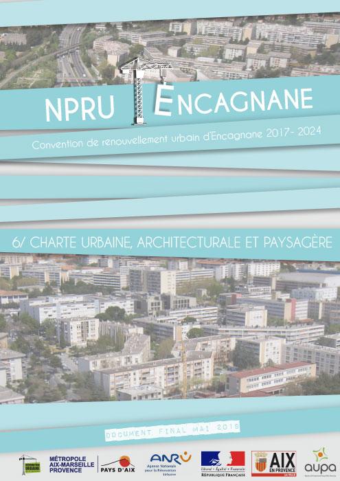 Charte architecturale, urbaine et paysagère - Encagnane