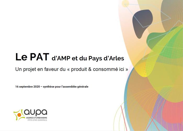 PAT 2019 - Synthèse