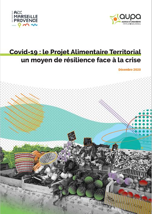Projet Alimentaire Territorial - un moyen de résilience face à la crise