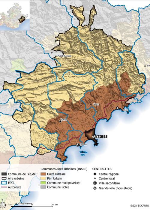 Atlas des centres anciens - région 2017