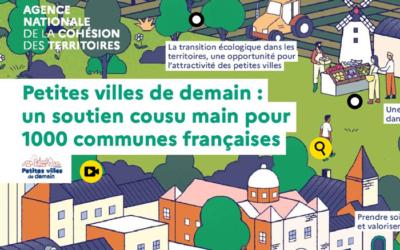 Petites Villes de Demain, l'Aupa accompagne les communes du Pays d'Aix