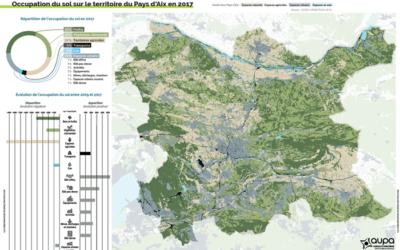 État des lieux de la consommation d'espace en Pays d'Aix