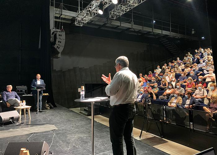 Le PLUi du Pays d'Aix renoue avec le grand public